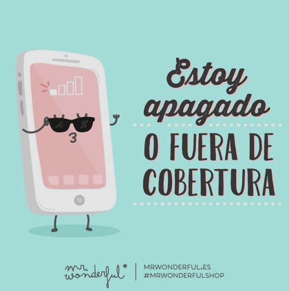 fuera de cobertura mr wonderful