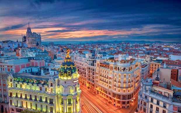Viajes Madrid